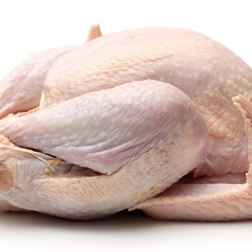 Whole Turkey with Parts